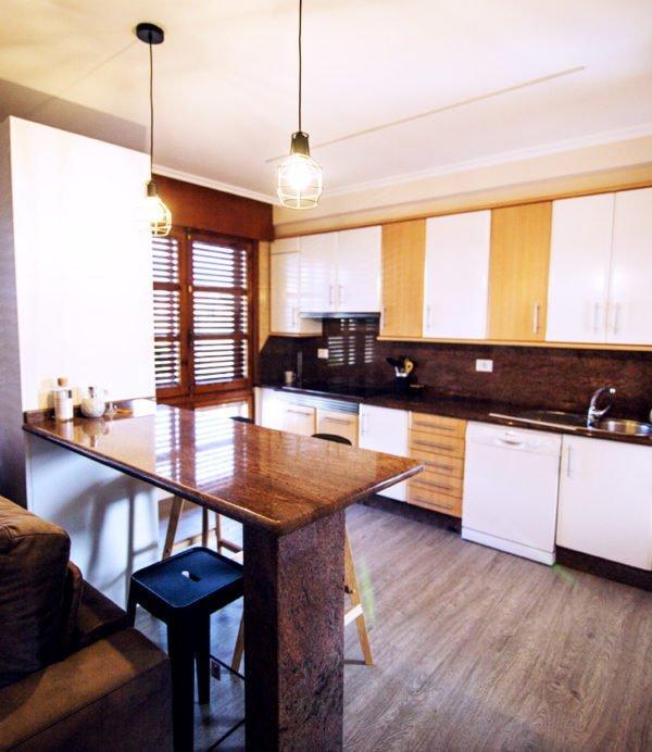 apartamento de Alquiler Menduiña