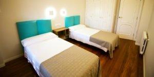 Apartamentos con camas individuales