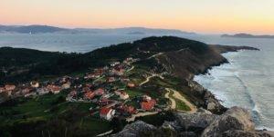 Atardecer en Galicia