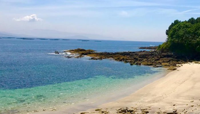Beaches in Cangas