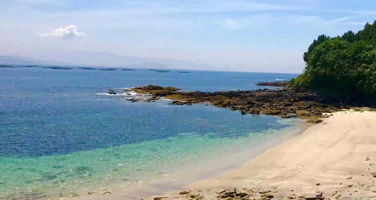 Playas en Cangas