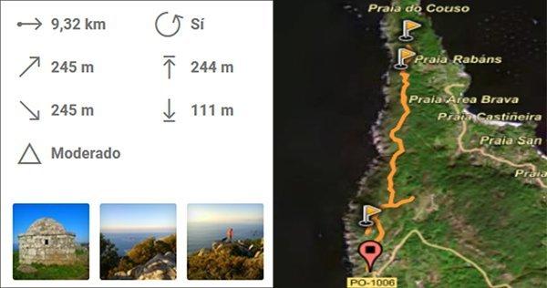 Ruta Punta Couso – Cabo Home