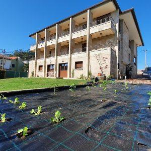 Apartamentos Ría de Aldán ecohuerta