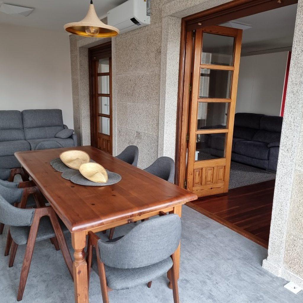 Apartamento Aldán Galería