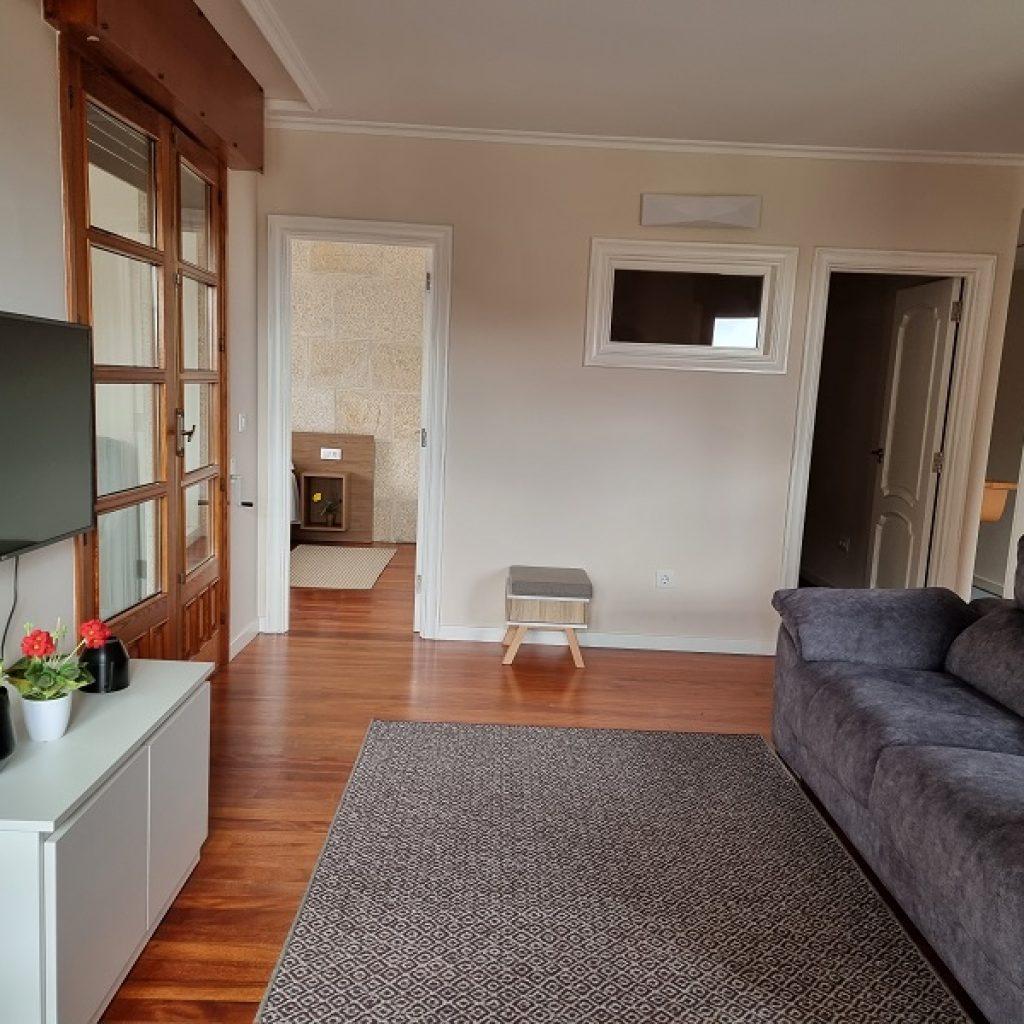 Apartamento Aldan Habitaciones