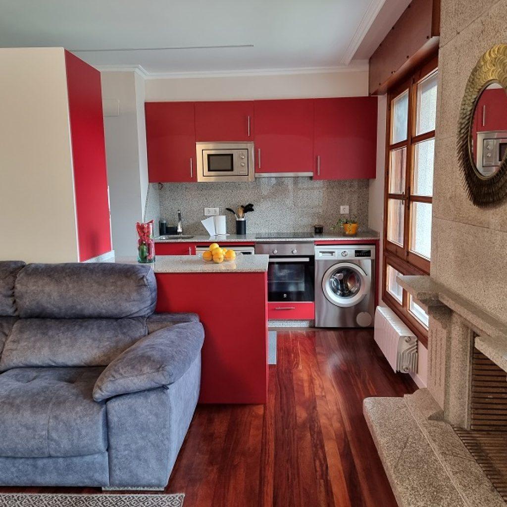 Apartamento Aldan Salon