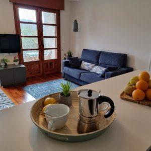 Apartamento Areacova Desayuno