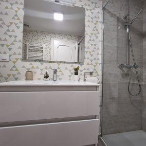 Apartamento Francón Baño