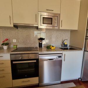 Apartamento Francón Cocina