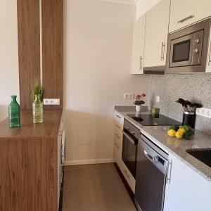 Apartamento Francón Cocina y Barra