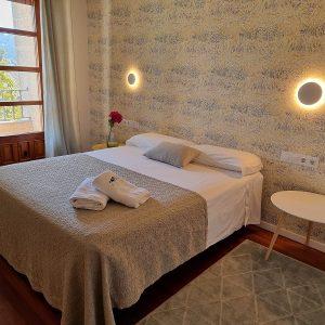 Apartamento Francón Dormitorio