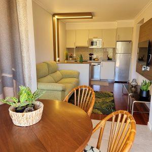 Apartamento Francón Mesa Comedor