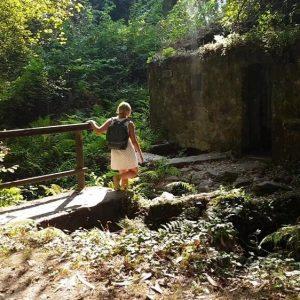 Paseo Entrando en Molino