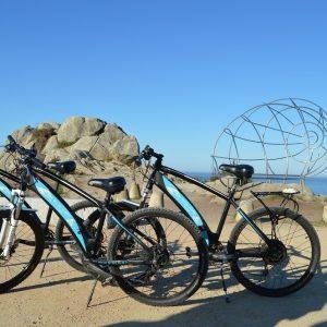 Bicis en caracola Cabo Home
