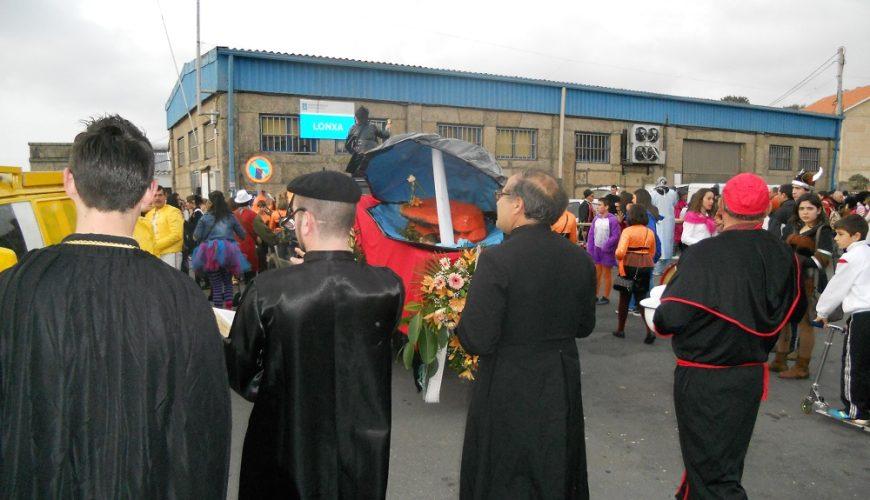 El entierro del mejillon