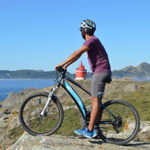 Faro Cabo Home en Bici