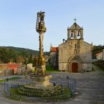 La parroquia de O Hío. Igrexario