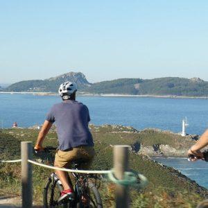 Ruta Bici Faros Cabo home