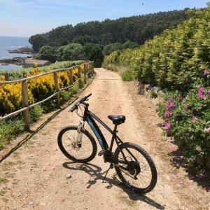 Ruta en bici Temperans