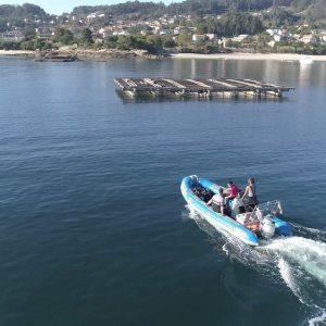 Alquiler de barco en aldan