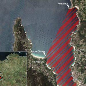 Mapa de pesca aldan