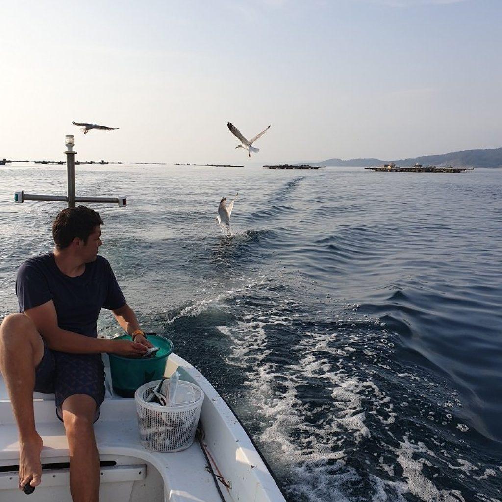 Pescar en aldan