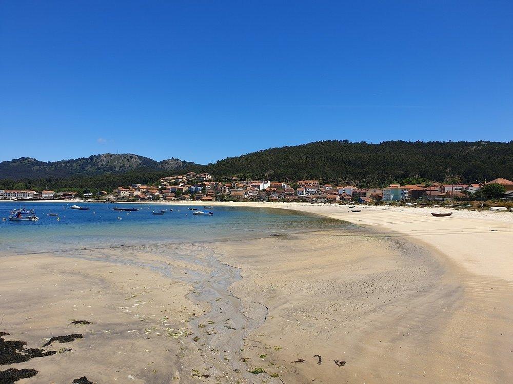 Playa Vilariño