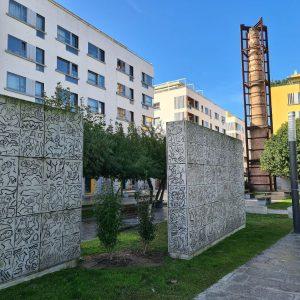 Urbanizacion chimenea masso