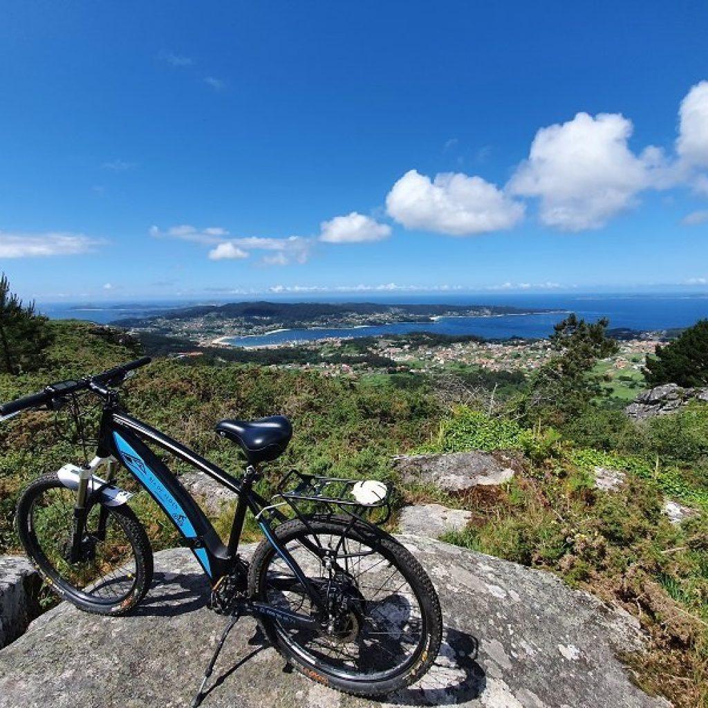 Ruta bici monte liboreiro