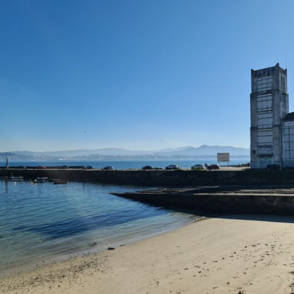 Playa do Salgueiron