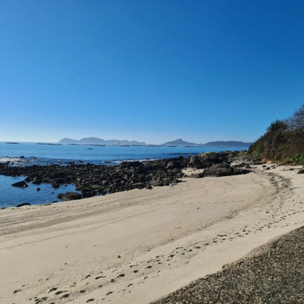 Playa dos Castros